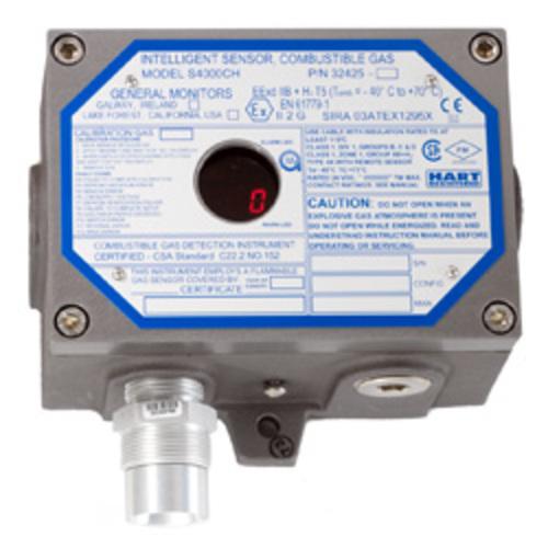 General Monitors S4000CH brandbaar gasdetector