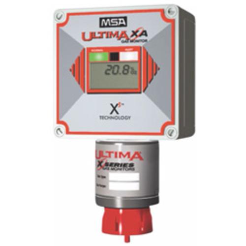 MSA Ultima X-serie gasmonitors