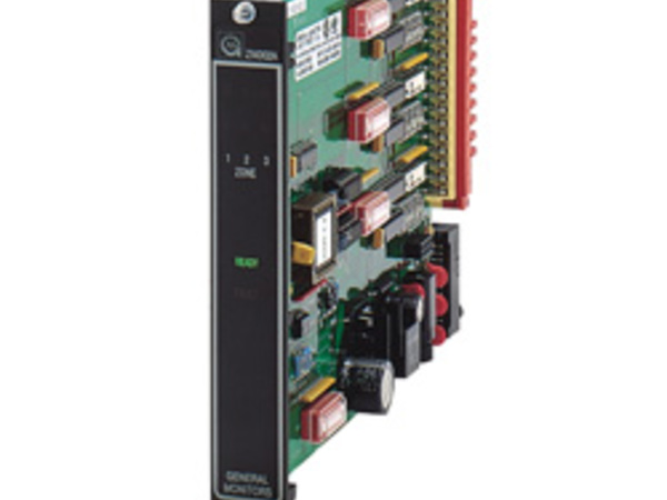General Monitors ZN002A three zone control module