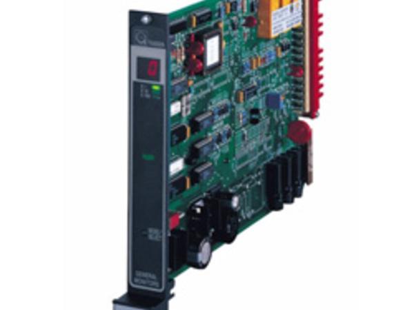 General Monitors TA502A single channel trip amplifier module