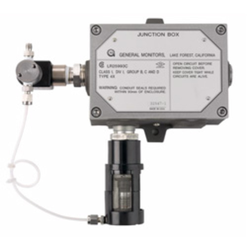 General Monitors ARGC automatic remote gas calibrator