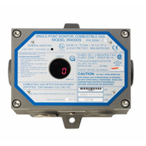 General Monitors IR4000M multi-point gasmonitor