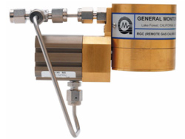 General Monitors RGC-HT remote gas calibrator for high temperatures